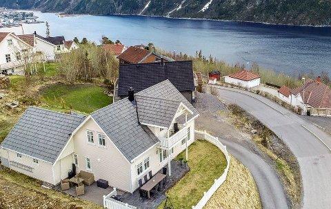 Rynesåsen 65 i Mosjøen er solgt for fem millioner kroner.