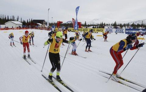 UTSATT KM: KM del 1 skulle arrangeres på Sjåmoen siste helga i januar, og nå forsøker MIL Ski å utsette til april..