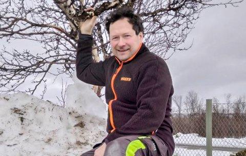 KAMPKLAR: Leder i gruppa som jobber med forslag til ny lov om  motorfersel i utmark, Øyvind Lindbäck, tror jobben med å få til endringen kan ta flere år.