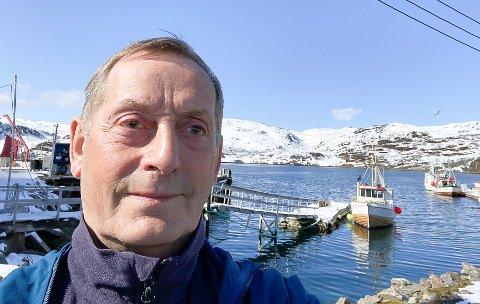 PROFORMA HØRING: Leder Inge Arne Eriksen i Bivdu trodde det var en reell høring som Miljødirektoratet hadde, men er nå ikke i tvil om at avgjørelsen er tatt.