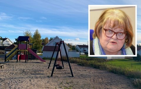 LITE BEGEISTRET: Mette Katrine Kjelstrup Ofstad (Ap) var tydelig frustrert over hytteeiernes klager.