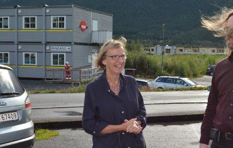 Marit Elisebet Høines Totland. Foto: Elisabeth Berg Hass.