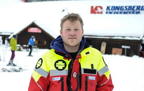 Halvor Jamtveit, daglig leder i Kongsberg skisenter, vet foreløpig lite om hendelsesforløpet.