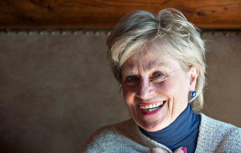 HOLDER FOREDRAG: Anne Marie Ottersen holder foredrag på Lågdalsmusset 25. september på dagtid.