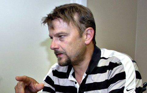 NY LEDER: Johannes Bjørseth Aagaard er valgt inn som ny leder i Utdanningsforbundet i Viken.