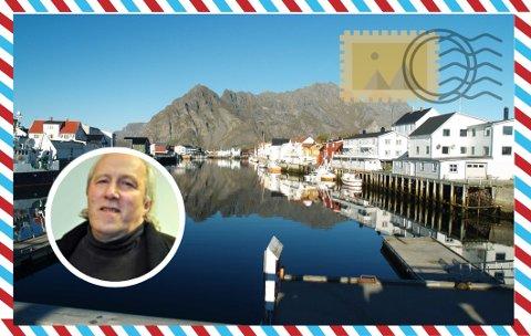 Journalist Magnar Johansenn lurer på  hvem som taler reiselivets sak og hvem uttrykker bekymring for at lokalt eierskap erstattes av fjerneierskap, og for samspillet lokalsamfunn og byggestil.