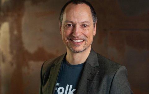 MELDER SEG UT: Rolf G. Zimmermann har meldt seg ut av Venstre som han var ordførerkandidat og leder for i Vestvågøy.