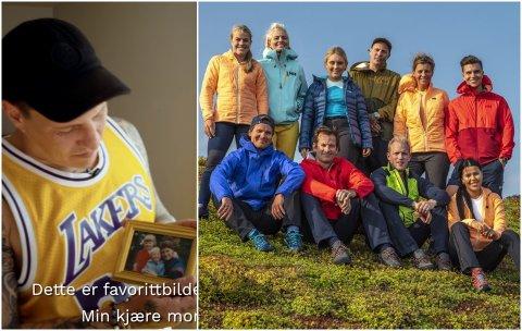 Pål Tøien, kjent fra rapduoen Jaa9&OnklP, er med på 71 grader nord - Norges tøffeste kjendis.
