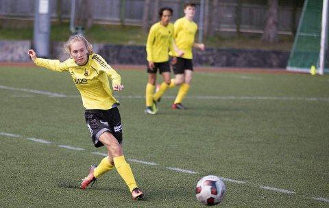 6829f9ff For norge: Moss FKs Vendel Adele Hansen er tatt ut på Norges J17-landslag