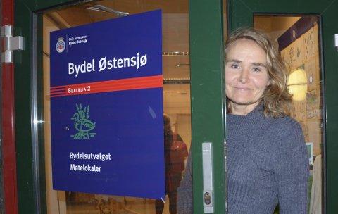 GI INNSPILL: BU-leder i Østensjø Kristin Sandaker leter etter kandidater til bydelsprisen for 2018. Hun vet at det finnes mange som fortjener prisen, men trenger hjelp til å finne dem. Arkivfoto