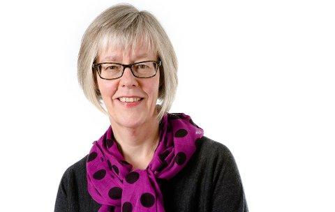 Statssekretær: Anne Grethe Erlandsen i i Helse- og omsorgsdepartementet. Foto: Bjørn Stuedal/Stortinget