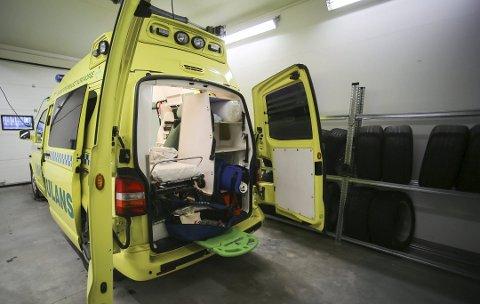 HAVARI: 44 ganger har UNN måttet få skiftet motor i sine ambulanser.