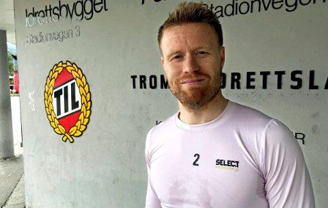 SLUTT: Tom Høgli legger opp når 2018-sesongen er over.