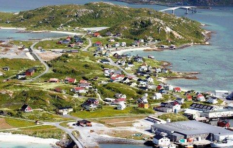 PR-STUNT: Initiativet om å gjøre Sommarøy til en tidsfri sone, var regissert av PR-byråer i Oslo og London. Arkivfoto: Ole Åsheim
