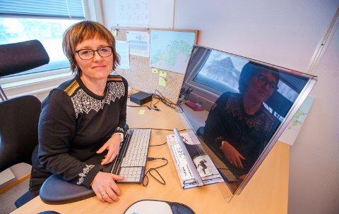 KRITISK: Sylvi Ofstad i Troms og Finnmark idrettskrets er ikke begeistret for Reistadløpets alternative grep kommende lørdag.