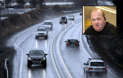 BEKYMRET: Entreprenør Per Kristian Tranberg har base på Biristrand og mang eoppdrag i Lillehammer. Han frykter plassering av en bom vil slå hardt ut for bedriften. (Bildemontasje)