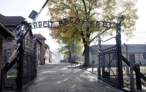 Færre skoleelever enn tidligere har fått oppleve tidligere konsentrasjonsleirer som Auschwitz på grunn av dårlig kommuneøkonomi. Foto: Czarek Sokolowski, Ap/NTB scanpix/ANB