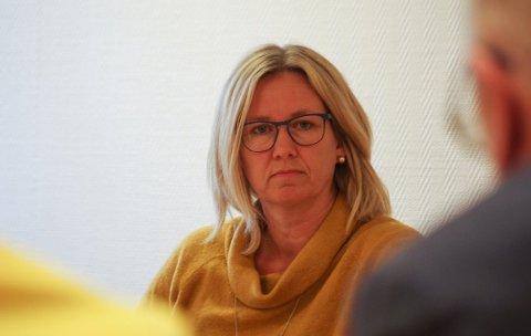 KRISELEDER: Merete Myhre Moen (Sp) er ordfører og kriseleder i Tynset kommune. Foto: Tonje Hovensjø Løkken