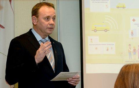 UT AV VERDEN: Kommunestyret i Åmot har sagt ja til å inngå en forliksavtale med Randi Dørum.