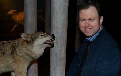 NY ROVDYRPOLITIKK: Yngve Sætre (H) fra Elverum er opptatt av å endre rovdyrpolitikken, noe han vil ta til orde for på Høyres landsmøte til helga.