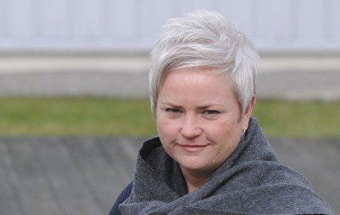 Har en plan: Gina Thorbjørnsen har lagt fram en ny helseplan.