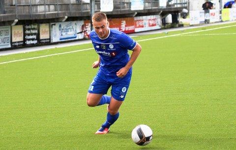 Jonas Sandnes var Pors-kaptein for første gang, men måtte finne seg i et nytt bortetap.