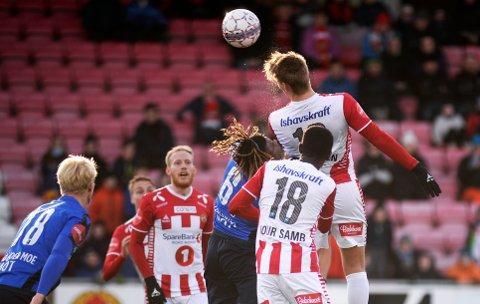 Tromsø IL møter Skjervøy i 1. runde i cupen onsdag, en kamp du kan se direkte på ranablad.no. Foto: Rune Stoltz Bertinussen / NTB scanpix