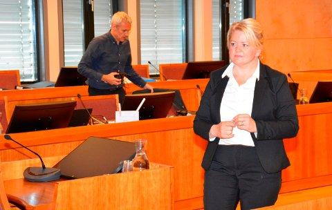 Ankesak: Statsadvokat Iris Storås er aktor i ankesaken.