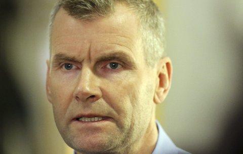 Rykter: Tidligere Ringsaker-lensmann Terje Krogstad forteller at det gikk mange rykter og at det var en uhyggestemning i Brumunddal mens Janne Jemtland var savnet.