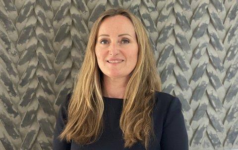 NY DIREKTØR: Mona Berget er ansatt som ny direktør i Moelven Modus AS.