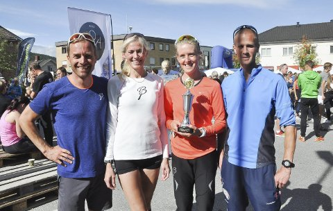 Team Bilia Hønefoss.
