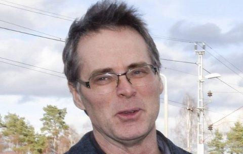 Knut Arild Melbøe (MDG) holder konsert på Jorddagen.