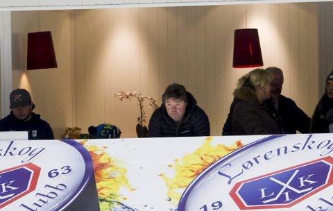 Ber om hjelp: Styreleder Stig Atle Johnsen har sendt ut en pressemelding hvor han ber om hjelp for å berge eliteserielaget. Foto: Lisbeth Lund Andresen