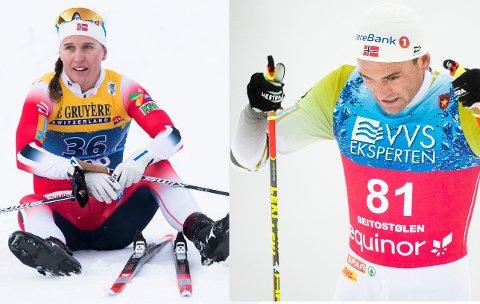 STILLER: Nes-løperne Tiril Udnes Weng (bildet) og søster Lotta Udnes Weng kan du se på rb.no. Det samme gjelder Niklas Dyrhaug. Se lenke til sendingene nederst i saken! FOTO: SCANPIX