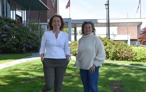 BETTANITA: Anita Skorgan og Elisabeth «Bettan» Andreassen kommer med sommershowet «Bettanita» til Park. Premeren er 26. juni.  FOTO: Vibeke Bjerkaas