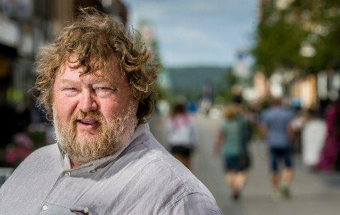 Steinar Haakenstad.