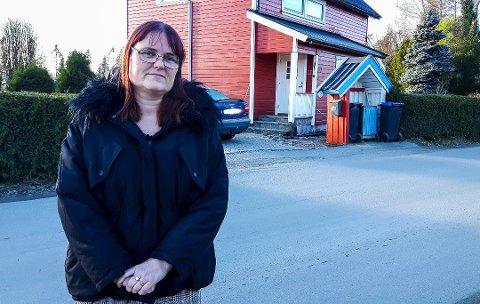 HÅPER: Nå håper Lene Cecilie Bye (40) at hun omsider får pengene sine.