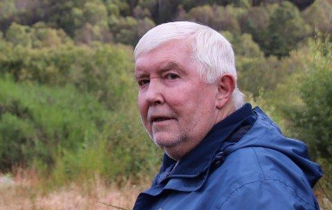 GÅTT BORT: Arvid Håheim gikk bort natt til mandag.