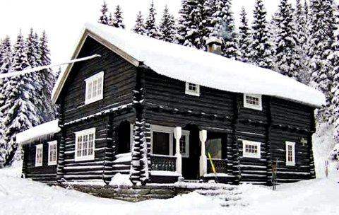 Skistua i Steinkjer har alltid vært et populært turmål.