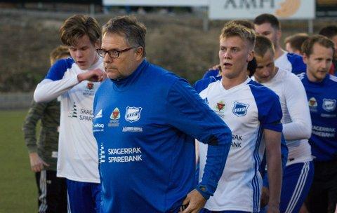 Klare til cup: Kai Bråthen og Langesund inviterer til cup.