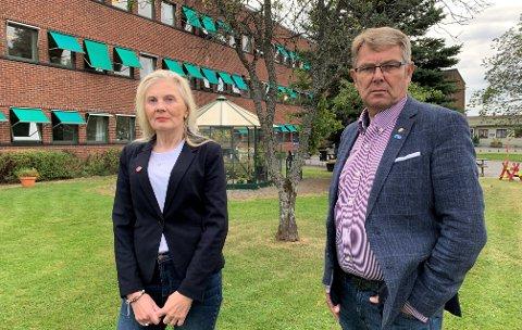 HARDT UT: Esther Buer og Halvor Berg-Hanssen krever oppvask etter rystende historie fra pårørende.