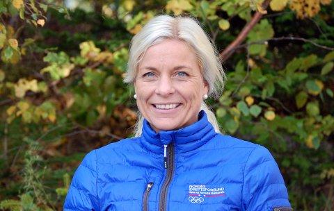 Ellen Cathrine Hammer og Møre og Romsdal idrettskrets håper kommuner i fylket vil støtte opp om frivilligheten.