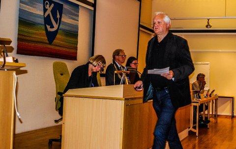 KANDIDAT: Jørn Magdahl foreslås som Felleslistas toppkandidat til det første kommunevalget for nye Færder kommune.
