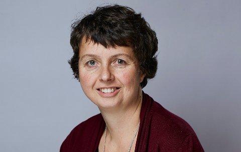 MANGE MELDINGER: Kjersti Søli, avdelingsleder Mattilsynet i Vestfold, har også merket økningen av bekymringsmeldinger.