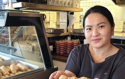 LANG BEHANDLINGSTID: Luom Thi Nguyen måtte vente en hel måned før Mattilsynet rettet opp strekmunnen til et smilefjes.
