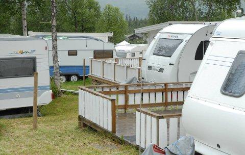 Stengt: Nord-Aurdal kommune har sendt ut brev til alle campingplassene i kommunen om at disse må stenges for å hindre smitte av koronaviruset.