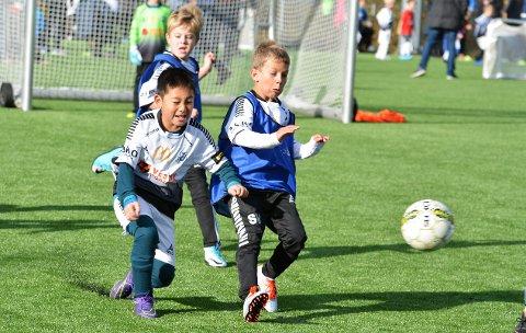 MEST GRASROTMIDLER: HSV Fotball mottok i 2019 131.000 kroner i grasrotmidler. Dette var mest i Vestby.