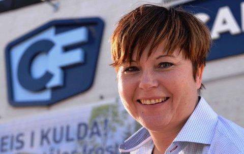 LANG ERFARING: Tina Karp fra Horten har blant annet 18 års bakgrunn fra Maxbo-systemet.