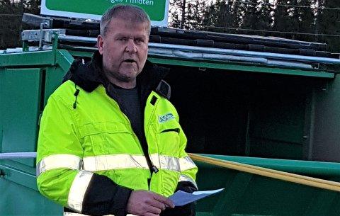 11 KANDIDATER: Jan Otto Saur, var  daglig leder FIAS. Nå er det 11 personer som har meldt sin interesse for Saurs tidligere jobb.