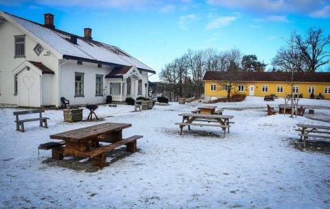 MANGE PLANER: DNT og Ås kommune har mange planer for å utvikle Breivoll med flere og bedre tilbud til besøkende.